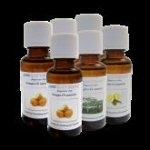 LUFTMAXX Zitrone, Eukalyptus, Orange Duftöl für Wasserstaubsauger
