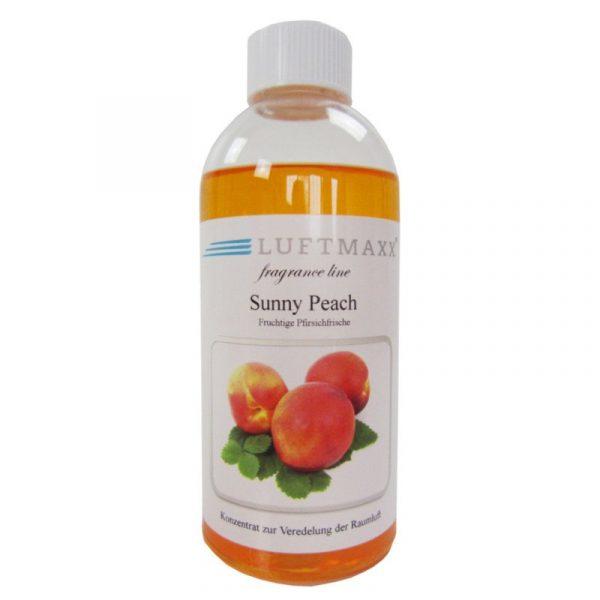 LUFTMAXX fragrance line Sunny Peach Duftstoff
