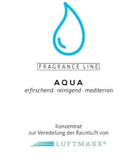 LUFTMAXX AQUA - erfrischend - reinigend - mediterran