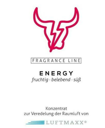 LUFTMAXX ENERGY Duftstoff - Fruchtig, süßer Beeren-Duft